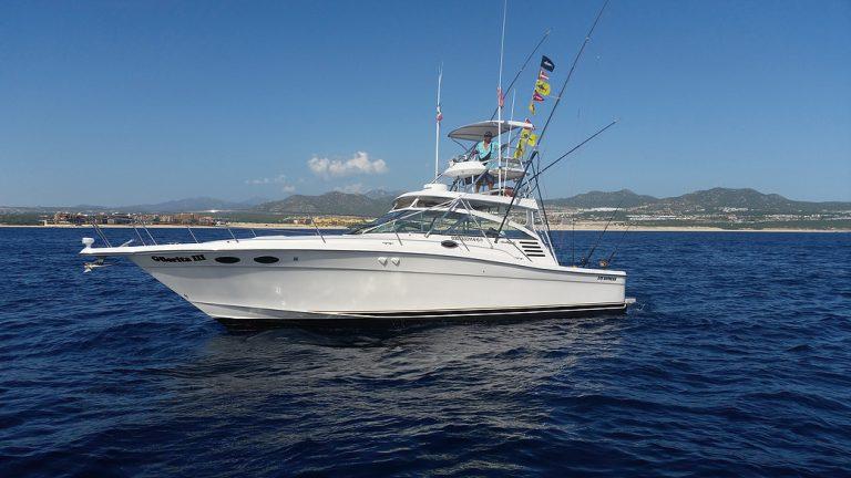 Deep sea fishing charter in Cabo San Lucas